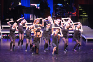 The Broadway Artists Intensive Junior Program