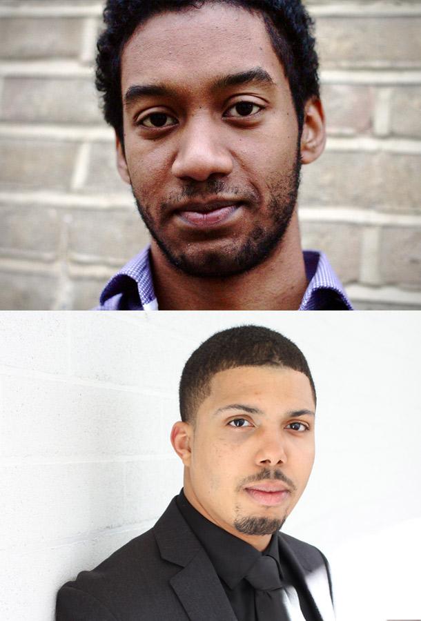 Rashaan Allwood and Alcee Chriss's headshots