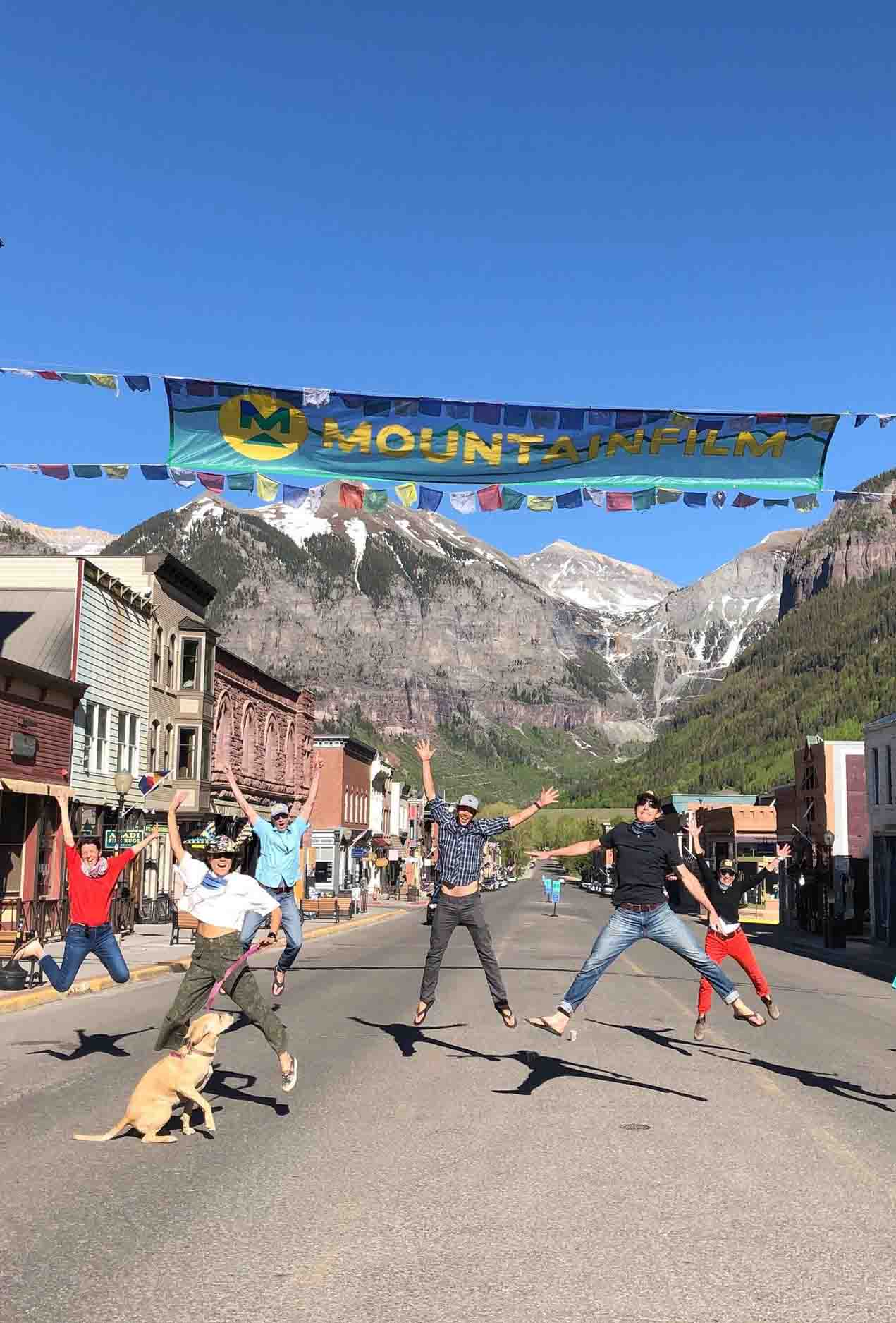 Family Fare Mountainfilm on Tour