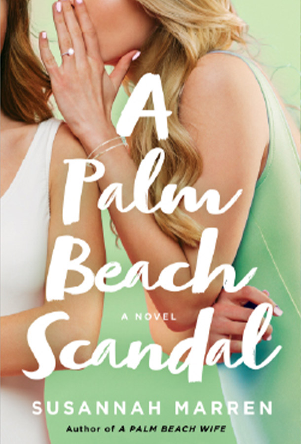 Meet the Writer – Women's Book Series Susannah Marren – A Palm Beach Scandal