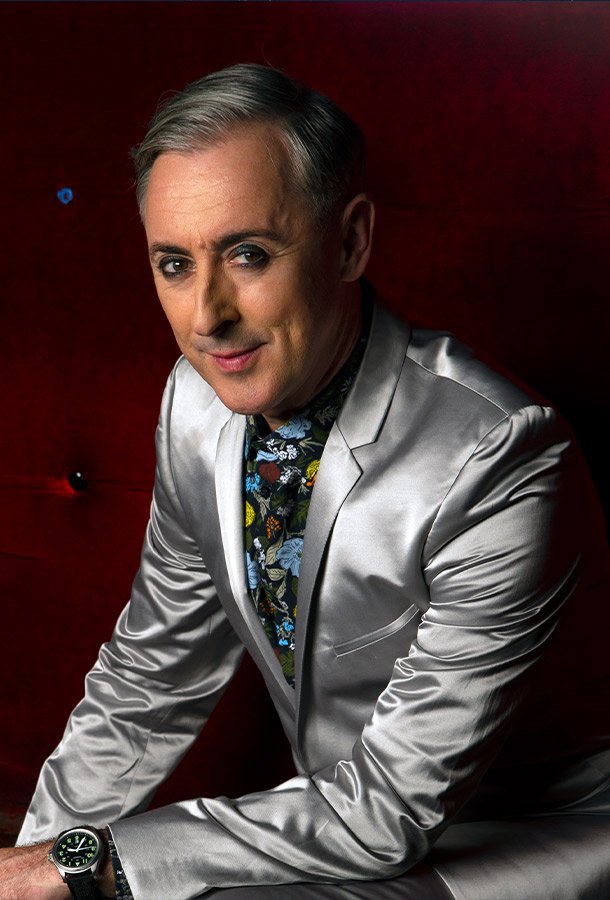 Kravis Center Evening Featuring a Private Performance by Alan Cumming