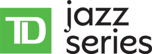 TD in green box with white letters, Jazz Series