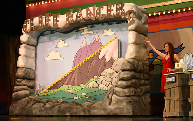 The Price is Right Live Cliff Hanger