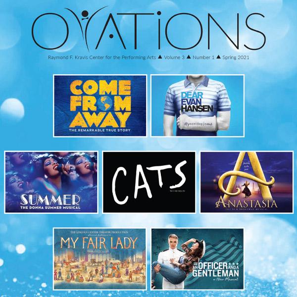 Ovations Magazine – Spring 2021