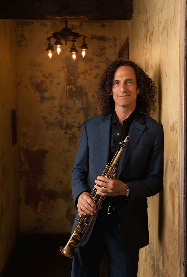 An Evening With The Iconic Kenny G