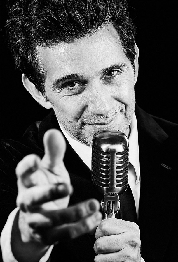 I'm Not A Comedian… I'm Lenny Bruce Starring Ronnie Marmo