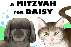 A Mitzvah for Daisy