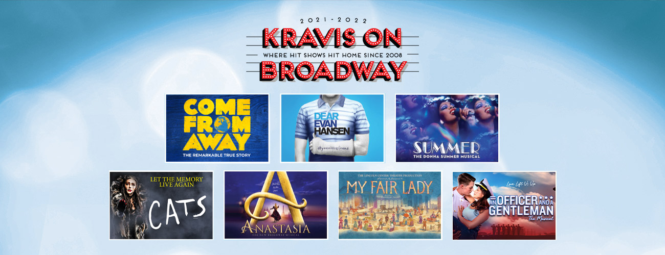 Seven Spectacular Shows!